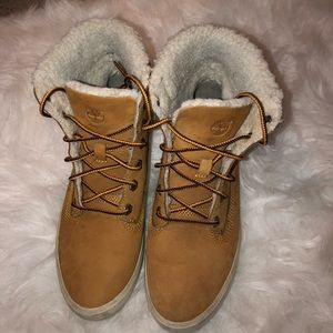 TIMBERLANDS ORTHOLITE BOOTS